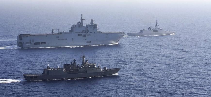 Reuters: Türk-Yunan savaş gemileri çarpıştı