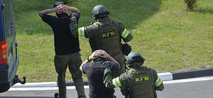 Belarus tutukladığı Rus paralı askerleri Moskova'ya iade etti