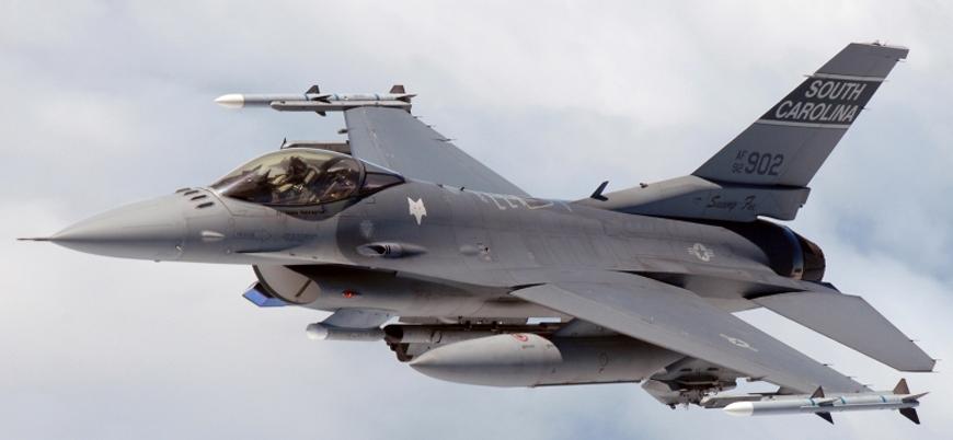 Tayvan ABD'den 90 adet F-16 savaş uçağı alacak