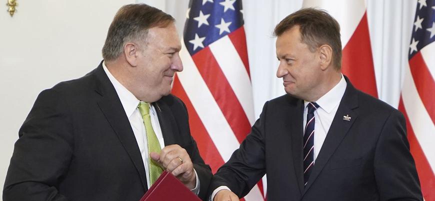 ABD ile Polonya arasında askeri anlaşma