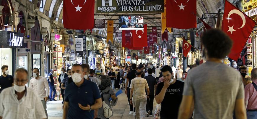 Türkiye'de Kovid-19 vaka sayısı son 45 günün en yüksek seviyesinde