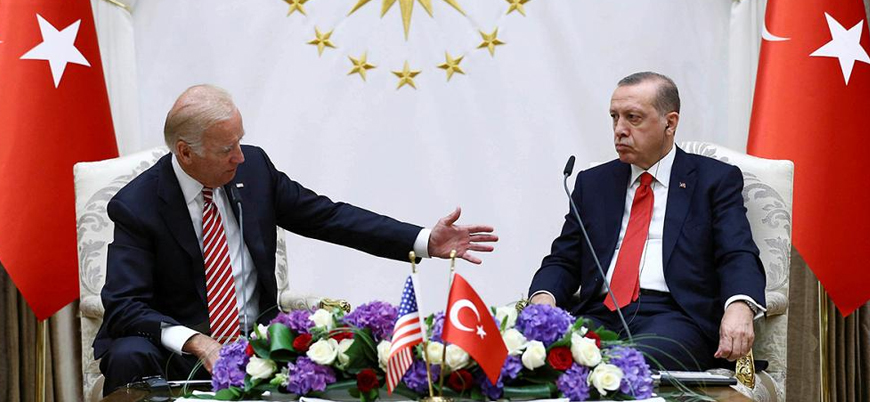 Biden ile Erdoğan arasında telefon görüşmesi
