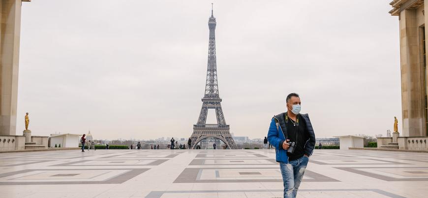 Paris'te koronavirüs alarmı: Maksimum seviyeye geçildi