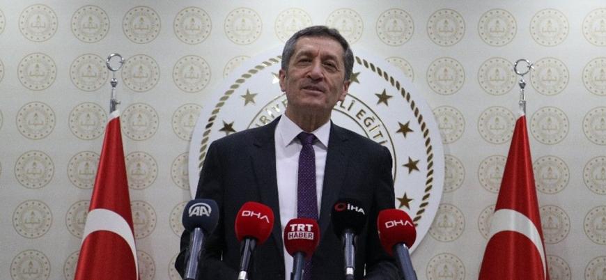 Milli Eğitim Bakanı Selçuk'tan 'okula dönüş' açıklaması