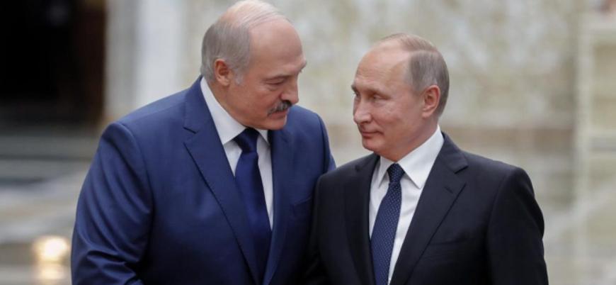 Lukaşenko: Rusya düzeni sağlamak için Belarus'a müdahaleye hazır