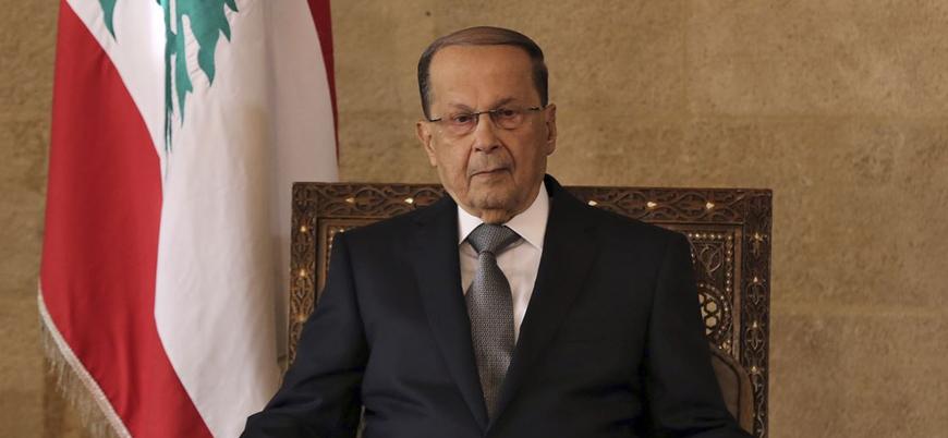 Lübnan'dan İsrail ile barışa yeşil ışık
