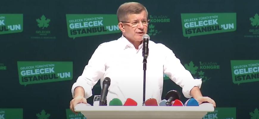 Davutoğlu: Hükümet ülkeyi garnizona çevirmek istiyor