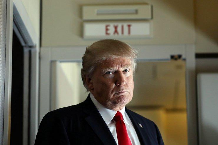 Trump: Esed tam bir hayvan