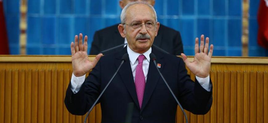 Kılıçdaroğlu: Muharrem İnce'yi disipline vermeyi düşünmüyorum
