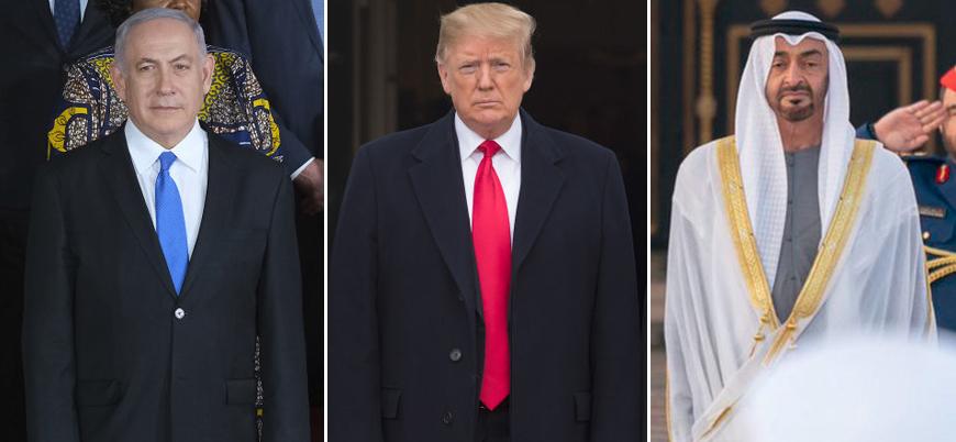 Fransa, ABD-İsrail-BAE üçlü ittifakından memnun