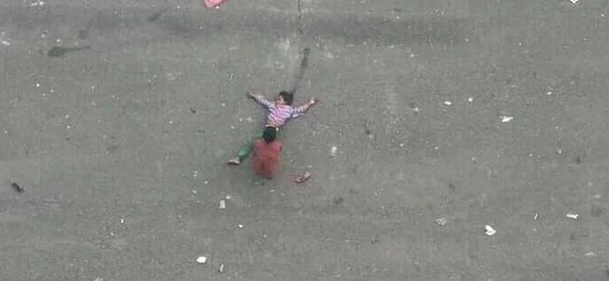 Yemen'de Husiler evine su taşıyan çocuğu başından vurdu