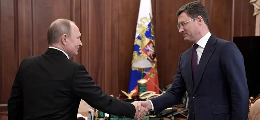 Rusya Enerji Bakanı koronavirüse yakalandı