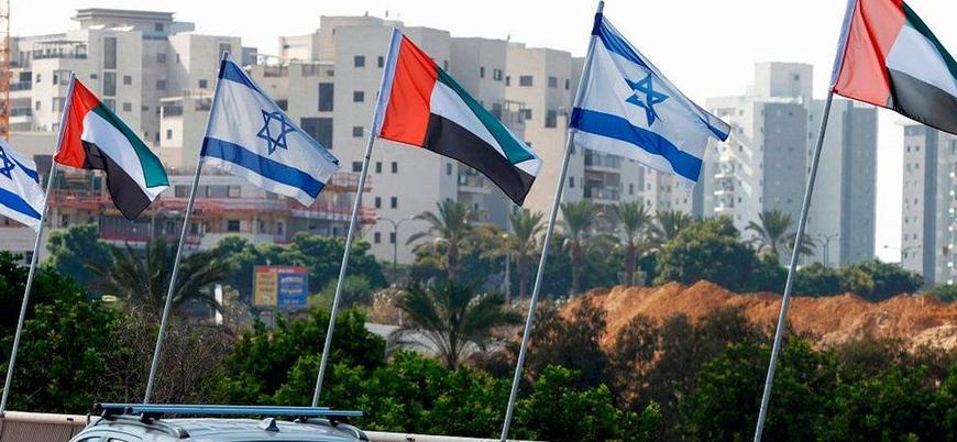 BAE: İsrail ile anlaşma Araplar için olumlu bir stratejik dönüşüm