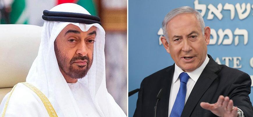 İsrail ile BAE anlaşmasında 'gizli madde' iddiası