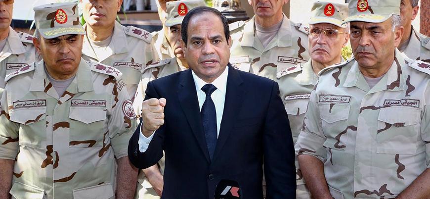 Sisi'nin BM konuşmasında 'Sirte ve Cufra' ayrıntısı: Karşı duracağız