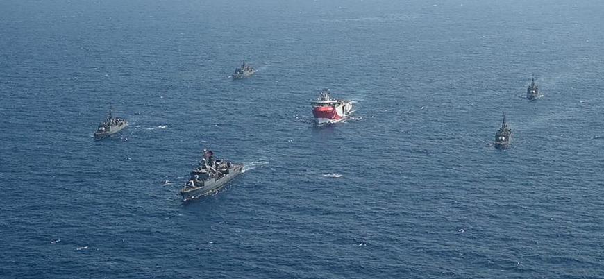 Yunanistan ve Güney Kıbrıs'tan AB'ye 'Türkiye'ye sert tutum gösterme' çağrısı