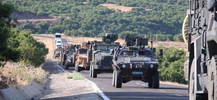 Bingöl'de Yıldırım-6 Karacehennem Operasyonu başladı