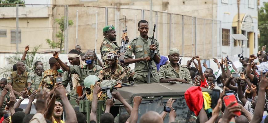 ECOWAS, Mali ile hava ve kara sınırlarını kapattı