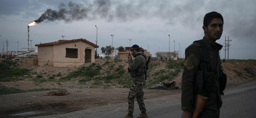 Suriye'deki ABD üssüne füze saldırısı