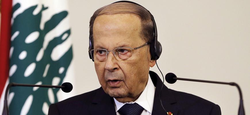 Lübnan Cumhurbaşkanı Avn: İsrail'in tavrına göre Hizbullah silah bırakabilir