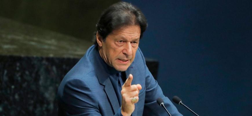 Pakistan Başbakanı İmran Han: İsrail'i asla tanımayacağız