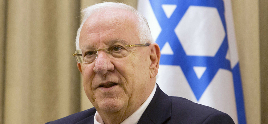 İsrail Cumhurbaşkanı Rivlin'den Hamas'a savaş tehdidi