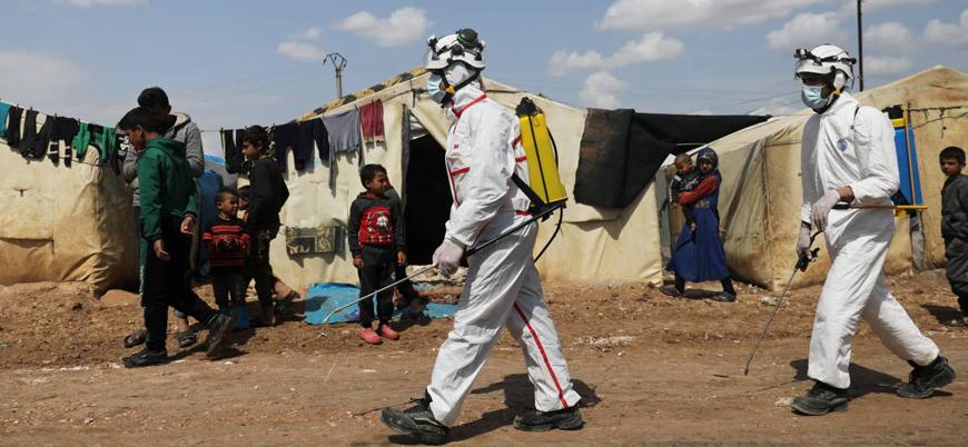İdlib'de koronavirüs nedeniyle ilk ölüm kayda geçti