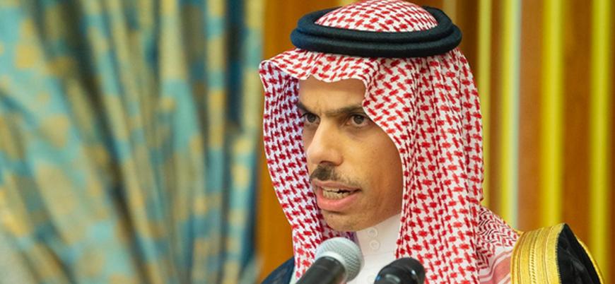 Suudi Arabistan'dan 'İsrail'le normalleşme' açıklaması
