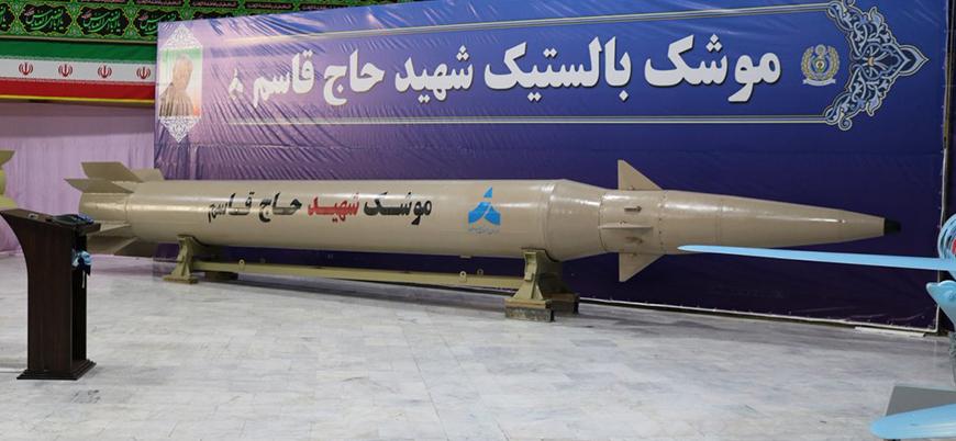 İran, Kasım Süleymani ve Ebu Mehdi el Mühendis füzelerini tanıttı