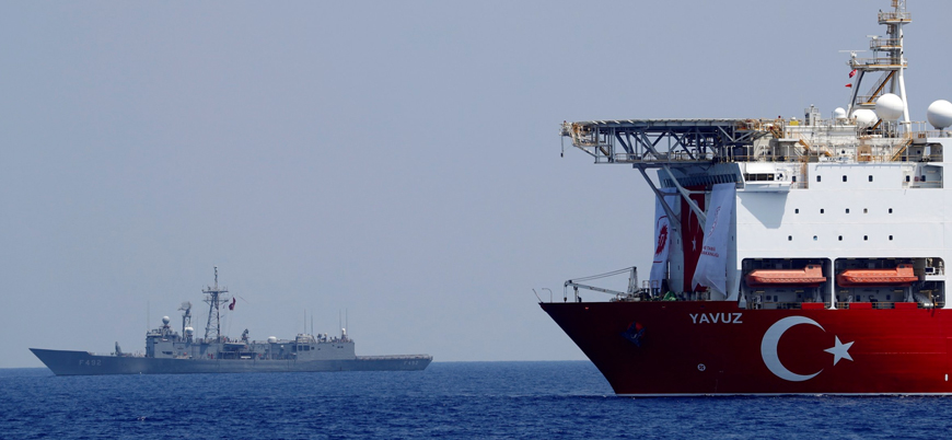 Almanya ve Fransa'dan Doğu Akdeniz açıklaması