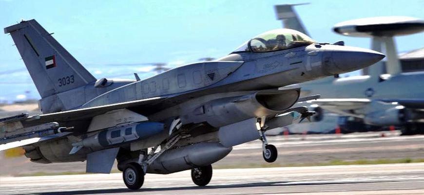 Doğu Akdeniz: BAE Girit'e F-16 savaş uçakları konuşlandırıyor
