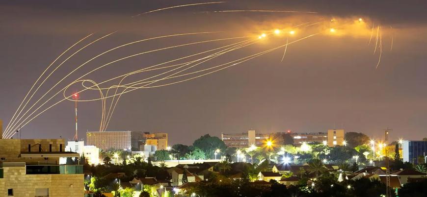 Gazze'de Filistinli gruplarla İsrail arasında gerilim sürüyor
