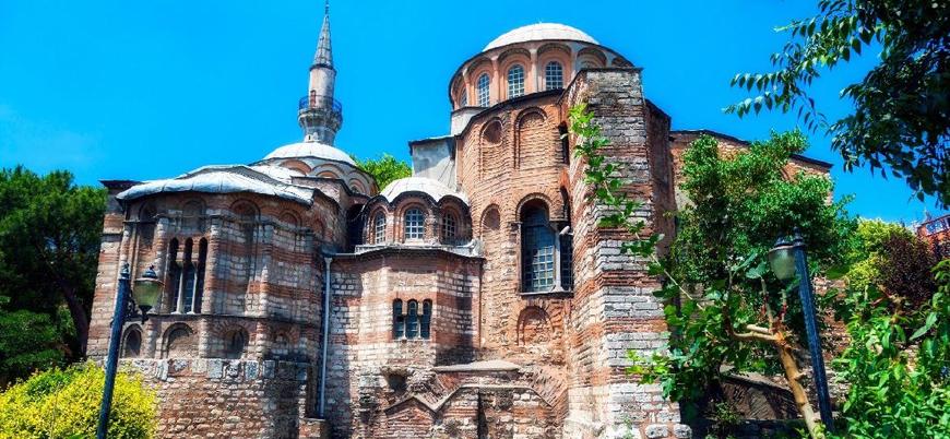 Kariye Cami'nin ibadete açılmasına Yunanistan ve AB'den tepki