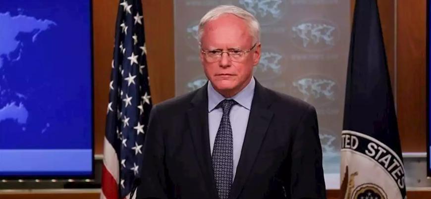 ABD Suriye Özel Temsilcisi Jeffrey Türkiye'ye geliyor
