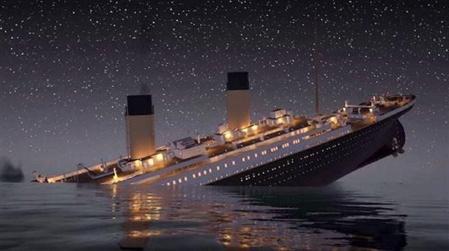 """Osmanlı, """"Titanic""""i böyle görmüştü"""