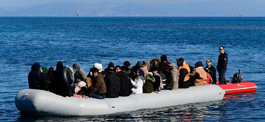 BM'den Yunanistan'a 'sığınmacı' uyarısı