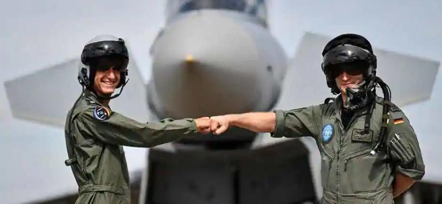 Almanya ve İsrail'den ortak askeri tatbikat