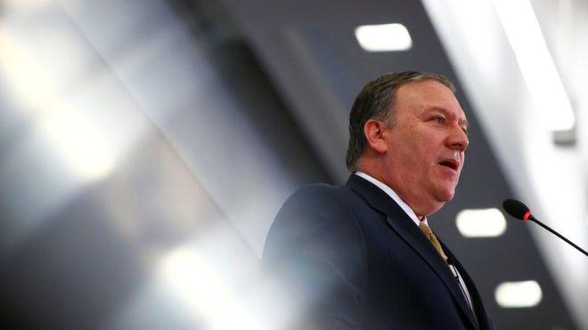 CIA Direktörü Pompeo: Wikileaks düşman istihbarat örgütü