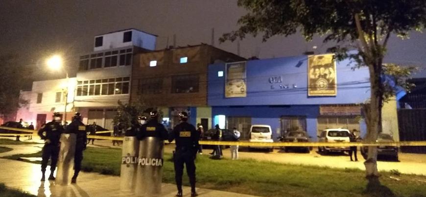 Kovid-19 baskını yapılan gece kulübünde izdiham: 13 ölü