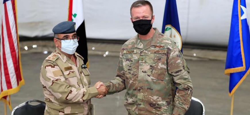 ABD, Bağdat yönetimini ikna etti: Amerikan askerleri yeniden konuşlandırılacak