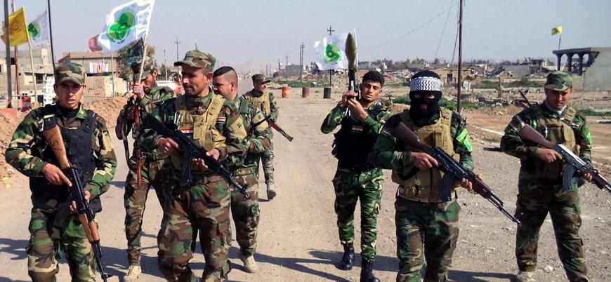 Irak'ta İran destekli gruplardan ABD'ye tehdit