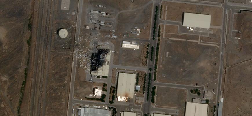 İran: Natanz nükleer santralinde çıkan yangın sabotajdı