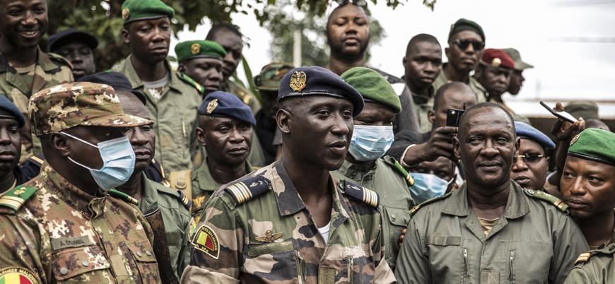 Mali'de darbe yapan cunta askeri hükümet kurmak istiyor