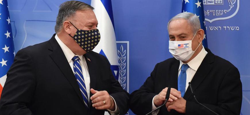 Pompeo: Tüm Arap ülkelerinin İsrail ile anlaşmasını umut ediyorum