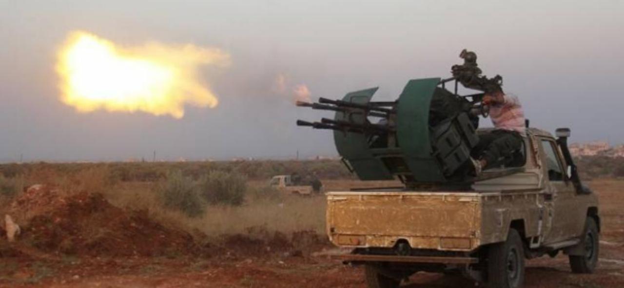 Rusya ve Esed rejimi, İdlib'in güneyindeki ilerleme girişimlerini artırıyor