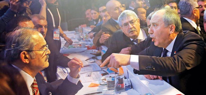 'Muharrem İnce'nin çıkışından beri CHP politika belirleyemiyor'