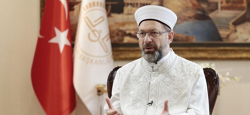 Diyanet İşleri Başkanı Erbaş: Bayram namazı camilerde kılınacak