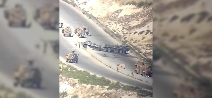 İdlib'de Türk-Rus ortak devriyesine saldırı