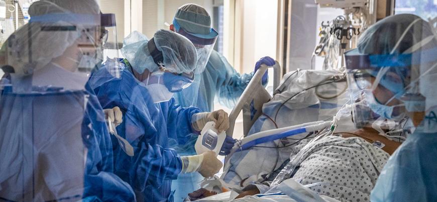 İyileşen hastanın yeniden koronavirüse yakalandığı belgelendi