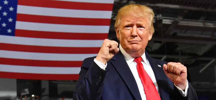 Trump: Demokratlar seçimi sadece hileyle kazanabilir